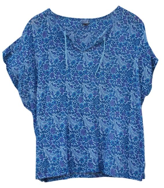 Other Bohemian Freesize Floral Hippy Summer Cute Adorable Loose Top Floral Pattern