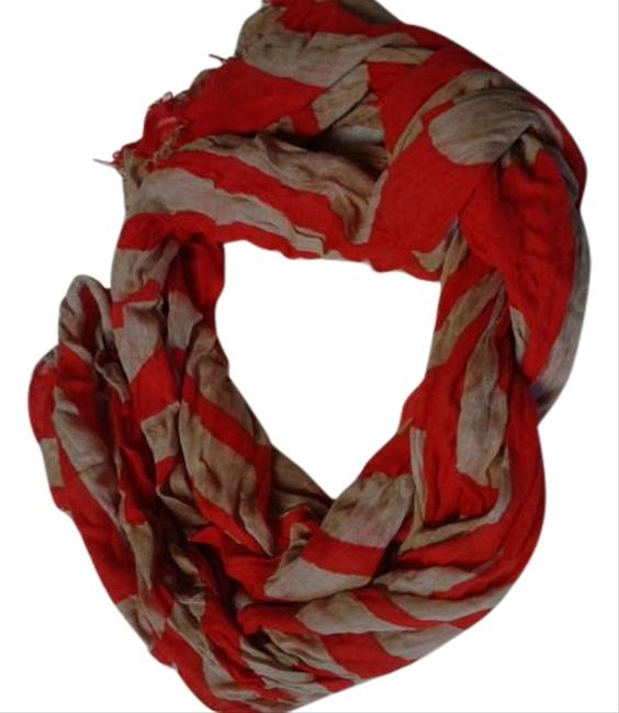 Item - Multicolor Colorful Scarf/Wrap