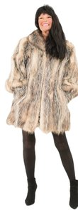 Saga Furs Fur Real Fur Oppossum Fur Oppossum Fur Coat