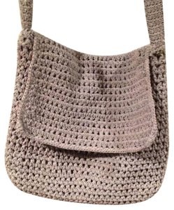 Chevaux Woven Cross Body Bag