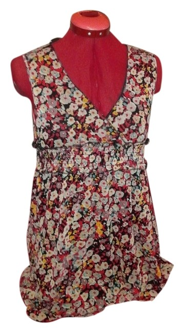 BCBGMAXAZRIA New Without Tags Top multi color
