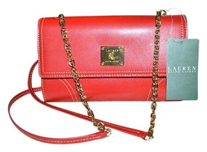 Ralph Lauren Chain Strap Ashwell Mini Cross Body Bag