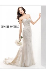 Maggie Sottero Maggie Sottero Janelle Wedding Dress