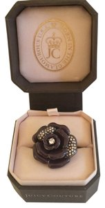 Juicy Couture PRICE REDUCED Juicy Couture Pave Flower Ring