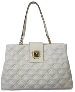 Kate Spade New With Tag Satchel in bone/ off white