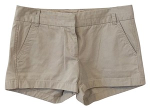 J.Crew Cargo Shorts Light tan/cream