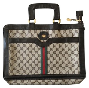 85d35ebb3163 Beige Gucci Laptop Bags - Over 70% off at Tradesy