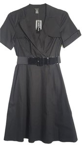 Spense short dress Black on Tradesy