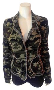 Miss Me P2104 Jacket green Blazer