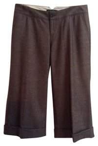 Banana Republic Capris Brown tweed