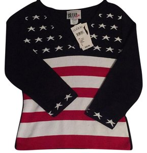 Boutique Stars & Stripes USA Sweater