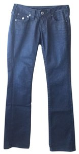 True Religion Boot Cut Jeans-Coated