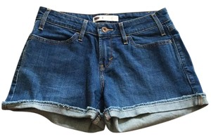Levi's Mini/Short Shorts Blue jean
