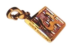 Juicy Couture Juicy Couture Limited Edition Pink Princess Credit Card Charm Opens Crystal Dollar