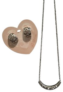 Brighton Mingle Necklace & Earrings