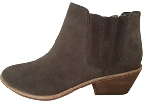 Joie Charcoal Boots