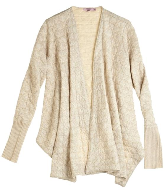 Calypso St. Barth Knit Quilted Cardigan