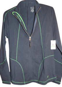 Nautica Zip Front Yoga Jacket