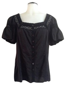 Nanette Lepore Top Black