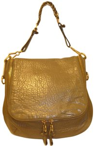 Vince Camuto Refurbished Leather Multi Pocket Hobo Bag