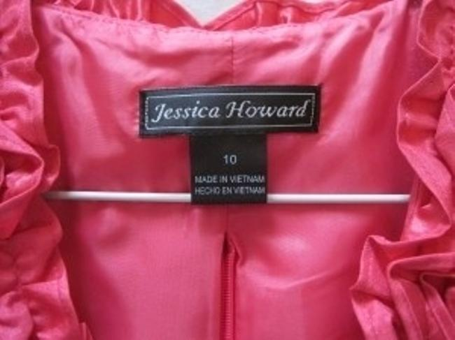 Jessica Howard Style Jh1m2807 Ruffle Dress