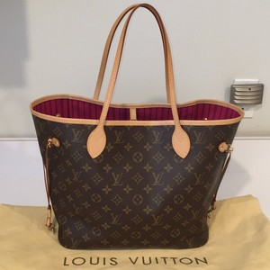 Louis Vuitton Neverfull Speedy Tote