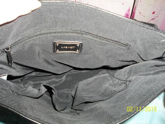 Nine West Quality Casual Lined Magnetic Closure Shoulder Bag
