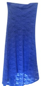 Unknown short dress Royal Blue on Tradesy