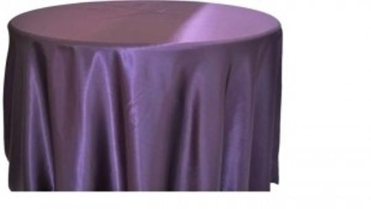 Eggplant/Dark Purple Tablecloth