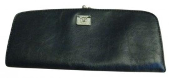 Liz Claiborne New Black Leather Liz Claiborne Black Wallet