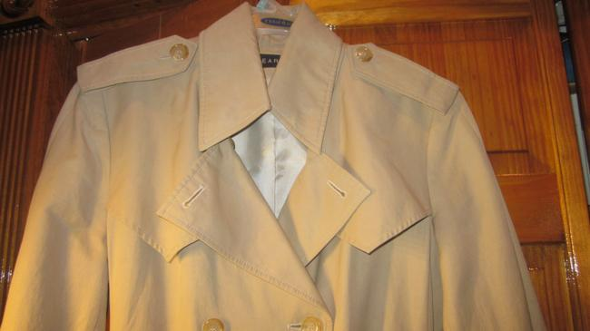 Searle Trench Coat