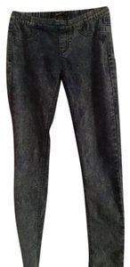 South Pole Collection Acidwashed Sexy Skintight Tight Jeggings-Acid