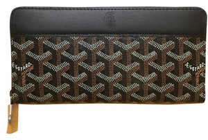 Goyard Matignon Round Zippy Long Wallet