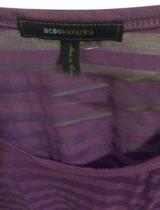 BCBGMAXAZRIA T Shirt purple