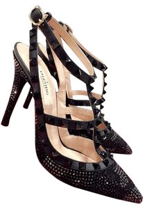 Valentino Rockstud Black Pumps