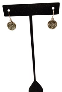 Kenneth Cole Kenneth Cole Marcasite Disc Earrings