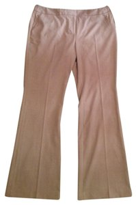 Laundry by Shelli Segal Hailee Modern Fit Flare Flare Pants Macchiato