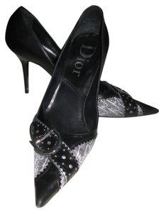 Dior D'trick Christian Black Pumps