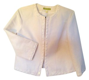 Sigrid Olsen Jacket that's fresh as a summer day!