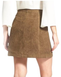 Love by Design Skirt Olive