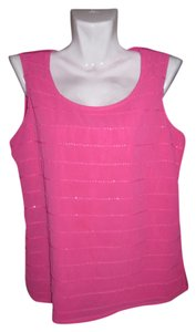 Coldwater Creek Top Pink