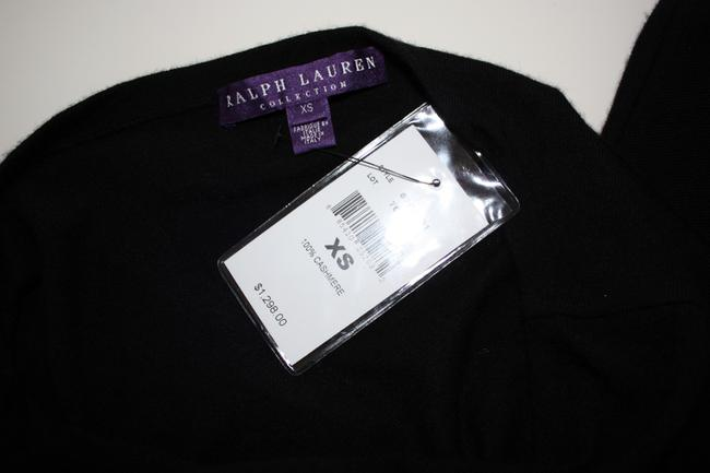 Ralph Lauren Size X-small Cashmere One Top Black