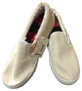 Quiksilver Off White Flats