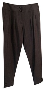 Michael Kors Tapered Trouser Pants Black