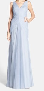 Monique Lhuillier Light Blue 450246 Dress
