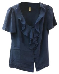 Fossil Top Blue