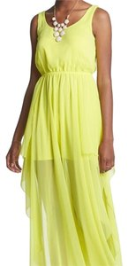 Yellow Maxi Dress by Soprano