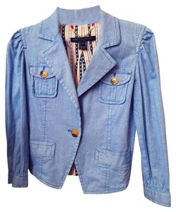 Marc by Marc Jacobs Blue Blazer