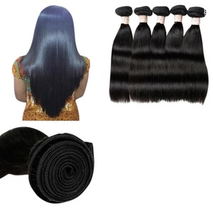 Unprocesed Indian Hair Indian Human Hair