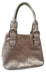 Tignanello Beige White New Shoulder Bag